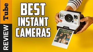 ✅Instant Camera: Best Instant Camera 2019 (Buying Guide)