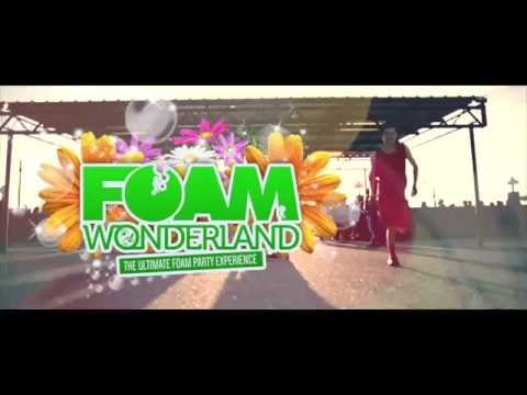 Foam Wonderland : Lubbock, TX // Brillz // Ookay // (Afterdark Ent Edit)