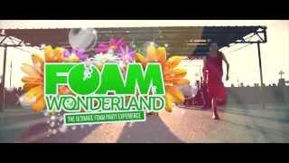 Foam Wonderland : Lubbock, TX // Brillz // Ookay // (Afterdark Ent Edit)