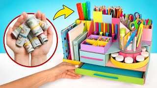 INCREDIBLE Organizer With A Secret Drawer  Hide Your Stash!