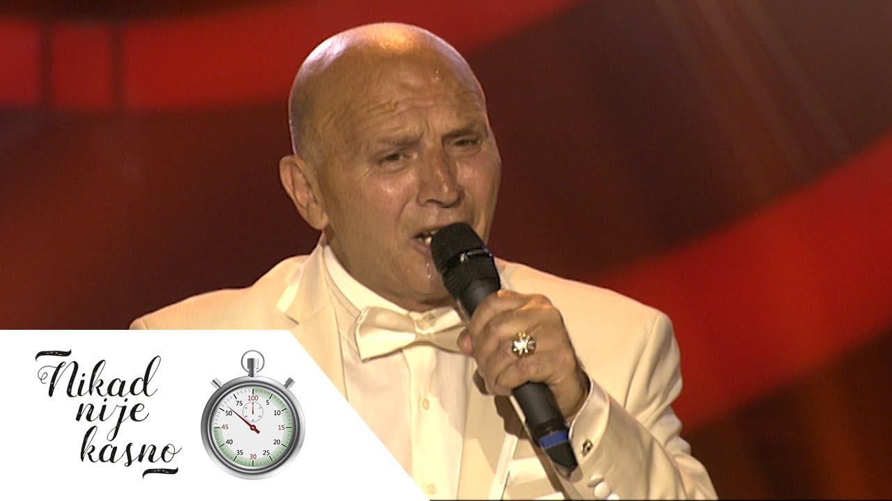 Dragi Domic senior - Na kraju gradu - (live) - Nikad nije kasno - EM 35 - 21.06.16.
