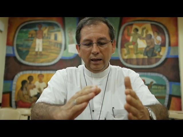 Juan Carlos Barreto, Obispo de Quibdó, habla del Pacto por la Vida y la Paz