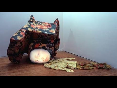 Tony Oursler - Hideaway, 1995 (The Museum of Fine Arts, Houston TX) 2017