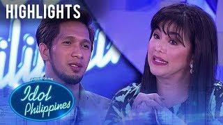Regine, dinipensahan ang performance ni Ibrahim sa mga Judges | Idol Philippines 2019 Auditions