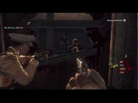KINO DER TOTEN GLITCH OUT OF MAP *PS3