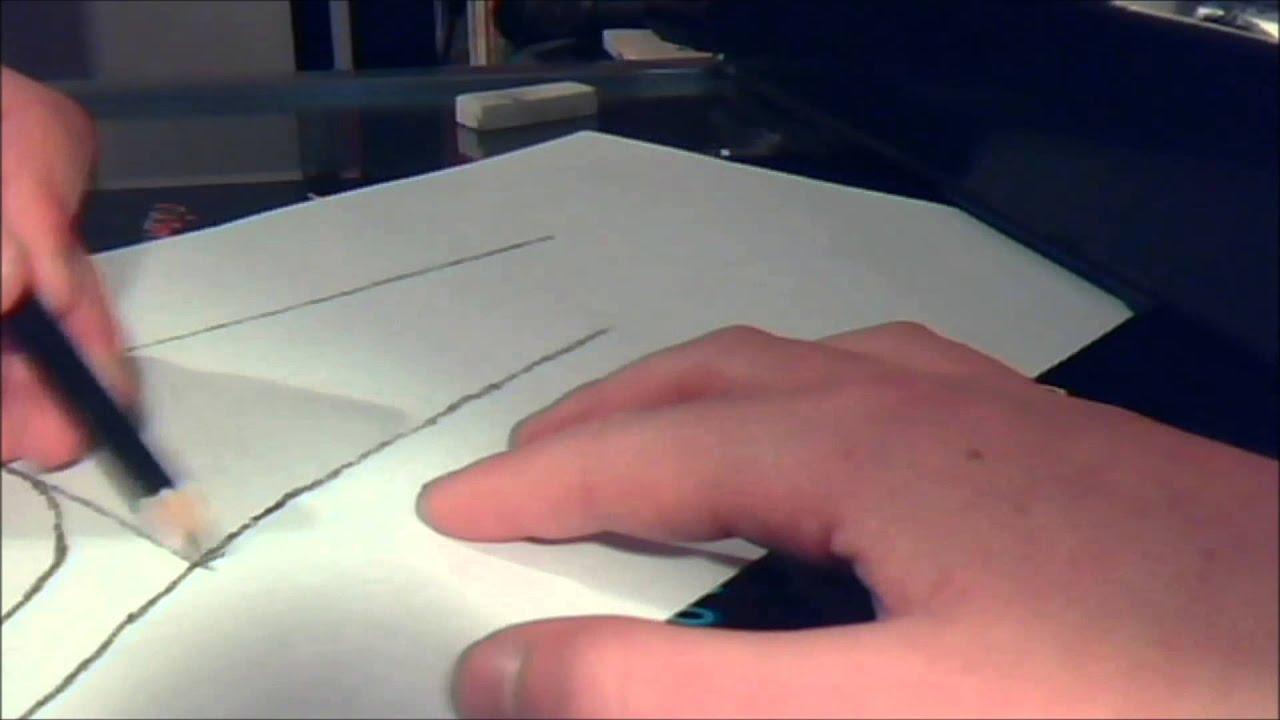 Comment dessiner la tour eiffel facilement youtube - Comment dessiner une sorciere facilement ...