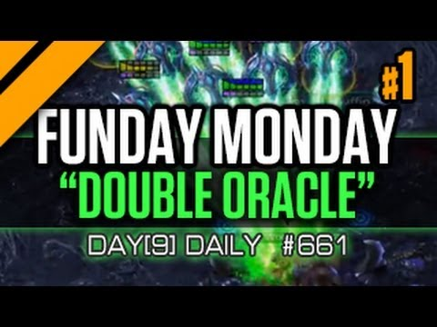 Day[9] Daily #661 - Funday Monday - 2ouble Oracle! P1