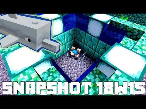 minecraft 1.13 snapshot download 18w15a