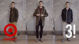 Target Men's Fashion Haul | Easy Outfits For Men | Lookbook Inspiration