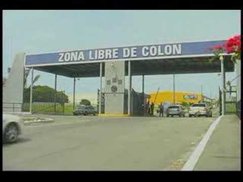 Panama Canal Free Trade Zone Part 1