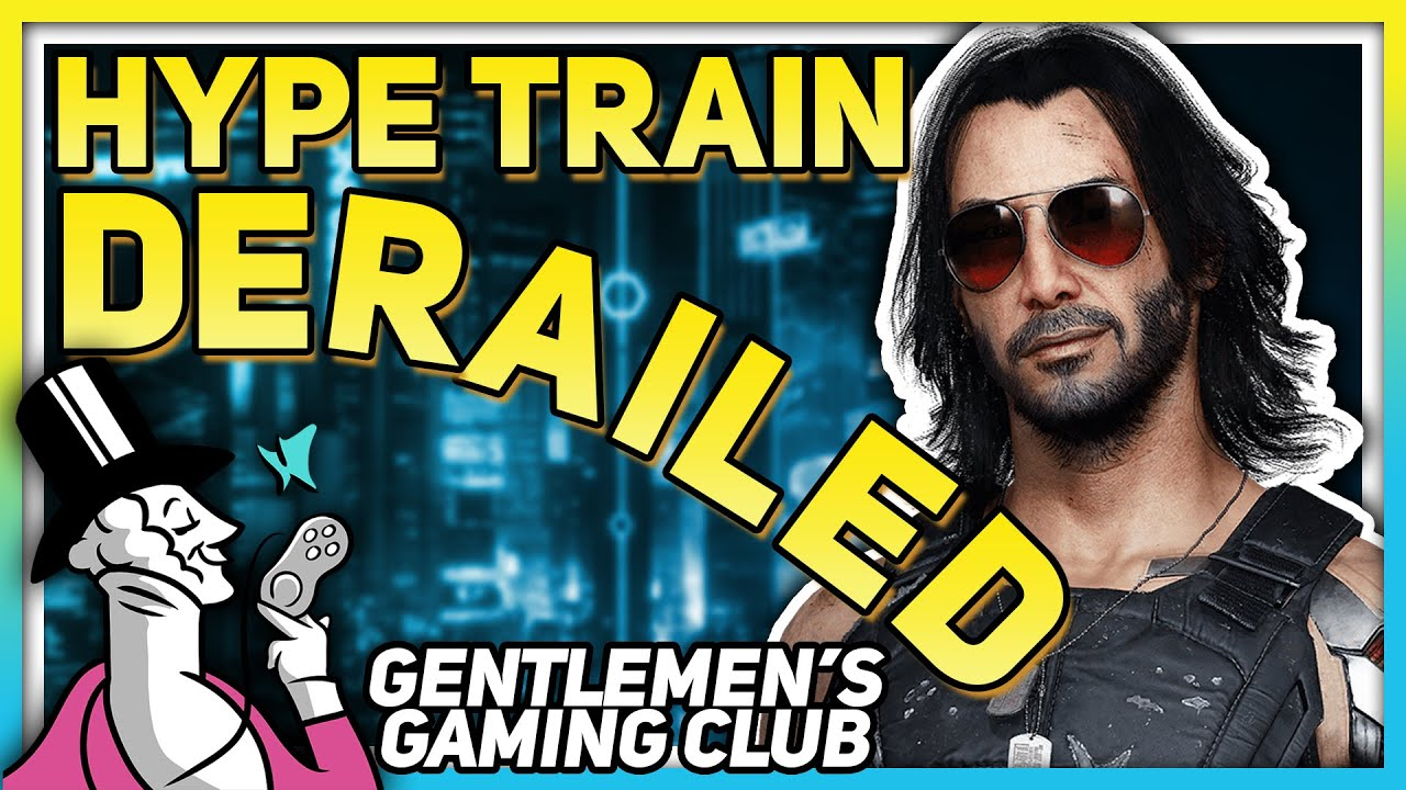 Cyberpunk 2077 | Gentlemen's Gaming Club