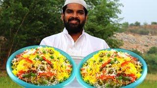 Vegetable Biryani Recipe || For Orphan Kids || Nawabs Kitchen ||