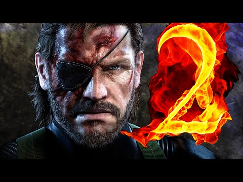 Big Boss (Metal Gear): The Story You Never Knew - Part 2