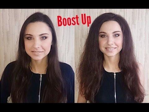 Как увеличить прикорневой объем волос?