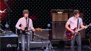 Arctic Monkeys Brianstorm