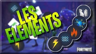 Everything you need to know about the elements! [Fortnite save the world]