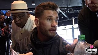 Chris Algieri: