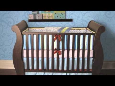 Choosing Crib Bedding for Your Baby. Grea Ideas in Baby Bedding.