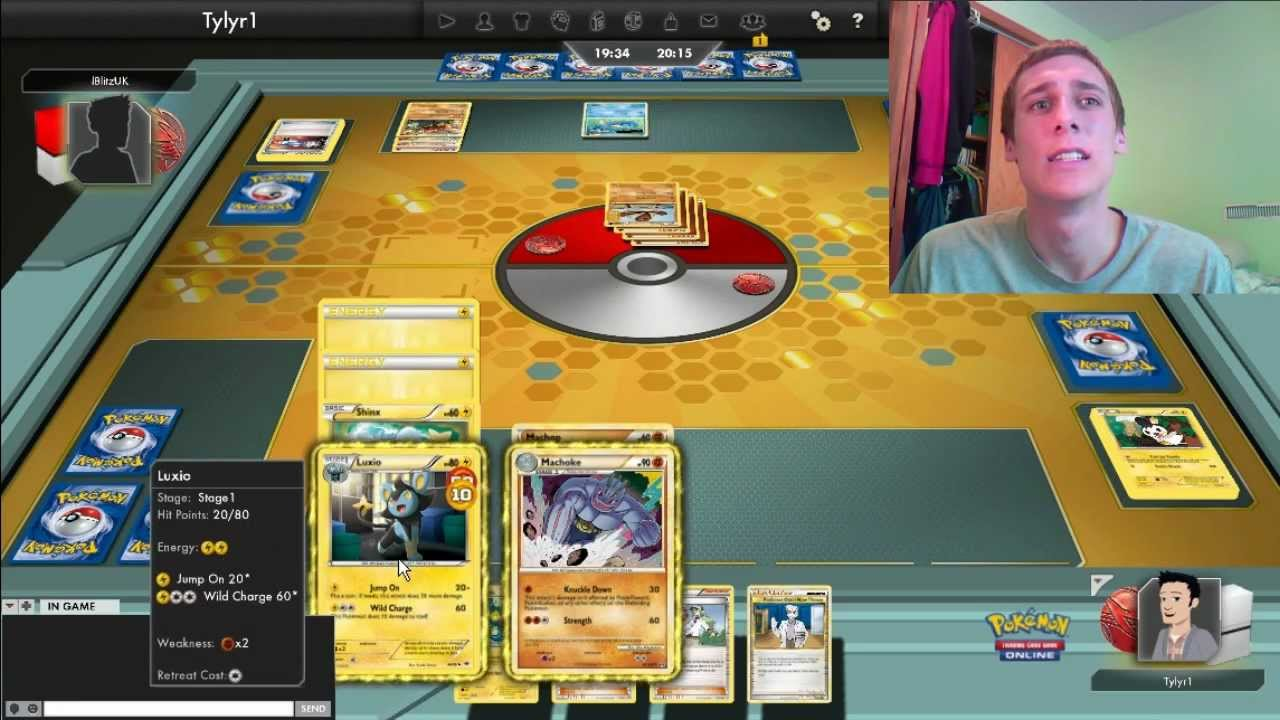 Trading Card Games Online