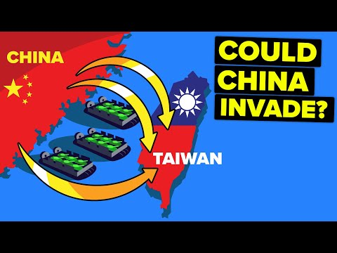 Could Taiwan Hold off A Chinese Invasion