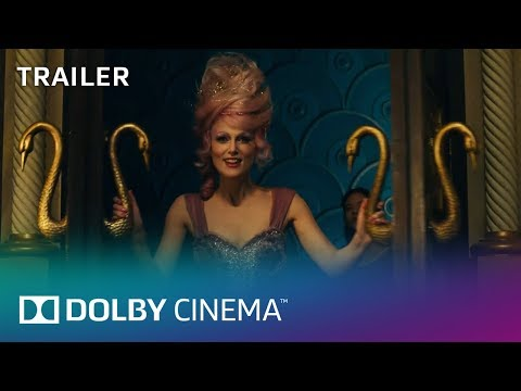 The Nutcracker and the Four Realms - Final Trailer | Dolby Cinema | Dolby