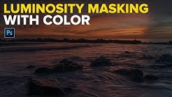 Luminosity Masking Actions for Photoshop - Walkthrough 1