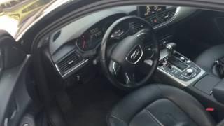 AUDI A6(авто Ауди А6 в аренду прокат без залога если зона эксплуатации Москва и Московская область., 2016-06-04T17:14:03.000Z)