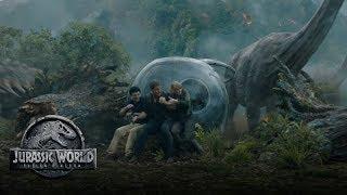 Jurassic World: Fallen Kingdom Sneak Peek | Filmzone Tv