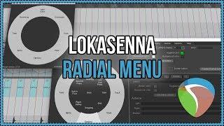 How to use Radial Menu in REAPER - Lokasenna Radial Menu Script
