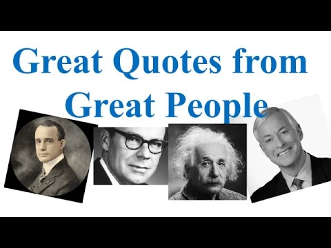 Success Quotes Of Successful People