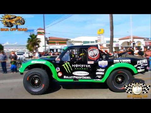 NORRA MEXICAN 1000 2017 START / SALIDA CARROS