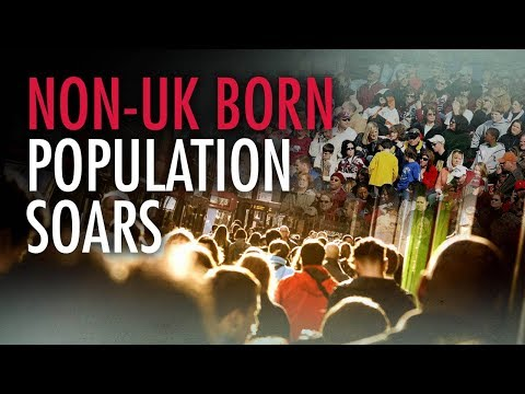 Non-UK population hits record high | Jack Buckby