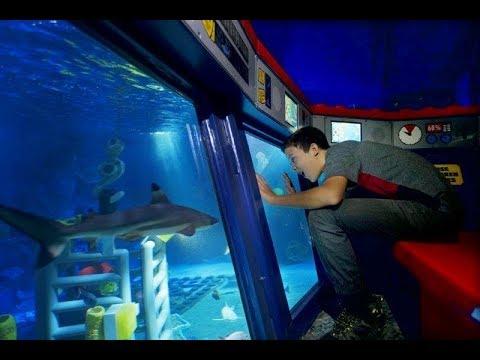 LEGO CITY: Deep Sea Adventure Submarine Ride at Legoland ...
