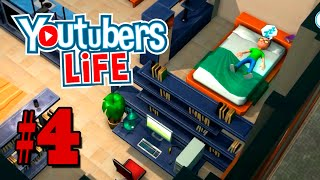 "MI NUEVA CASA!! ""YOUTUBERS LIFE"" | Episodio #4"