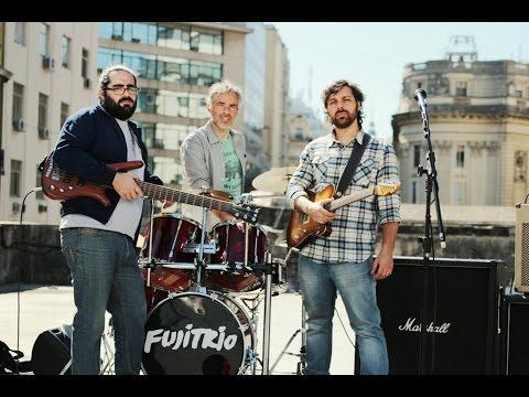 FUJITRIO - Tango Beatle (Video Oficial) [HD]