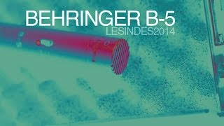 [DEMO] Behringer B-5 -- (NEW) Small Diaphragm Microphone