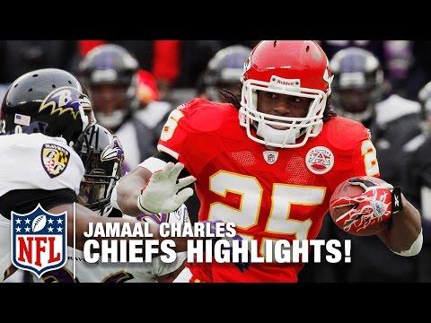 Jamaal Charles' Chiefs Highlights! | NFL