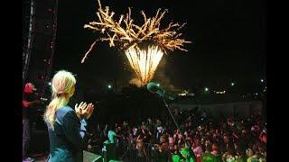 На «Свадьбе в Малиновке» заключили 9 официальных браков
