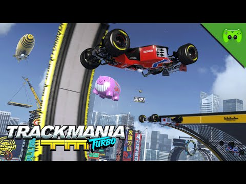 DA FLUTSCHT ET! 🎮 Trackmania Turbo #20