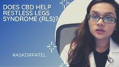 CBD and Restless Leg Syndrome (RLS) - Does CBD Oil Help?