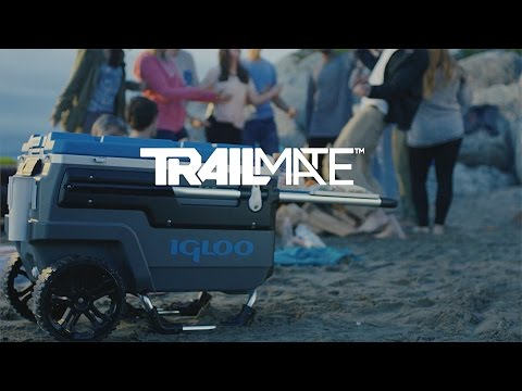 "Igloo Presents The Trailmate Cooler: ""Party Anywhere"""