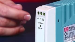 MDR-10-12 (12В,0.84А,10Вт)  блок питания ...(, 2012-04-22T23:14:35.000Z)