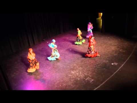 Grand Gypsy Dance, Sondheim Center for Performing Arts, Fairfield, Iowa, July 22.