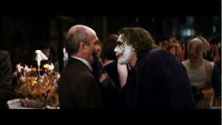 Il Cavaliere Oscuro - Discorso del Joker a Rachel