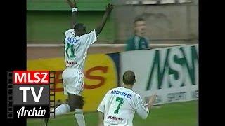 Haladás-Ferencváros | 3-0 | 2000. 09. 15 | MLSZ TV Archív