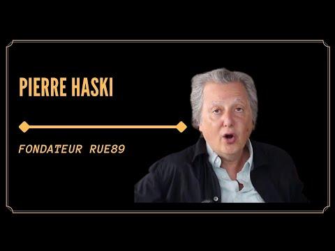RENCONTRE AVEC CO FONDATEUR DE RUE89! (Pierre Haski)