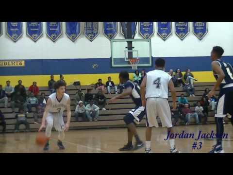 Jordan Jackson #3 Senior Part I 2015-2016