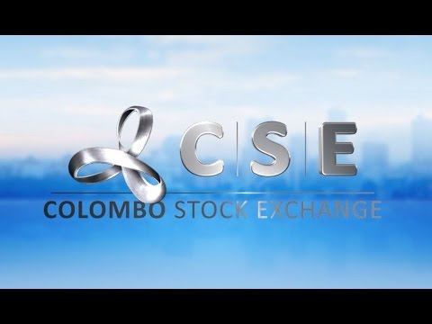 Colombo Stock Exchange - Corporate Video