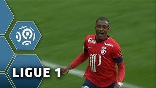 Goal Salomon KALOU (90' +2) - LOSC Lille-EA Guingamp (1-0) - 30/03/14 - (LOSC-EAG)