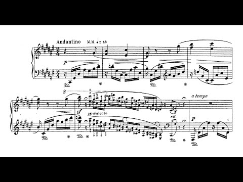Sergei Lyapunov - 12 Transcendental Etudes Op. 11 (LYAPUNOV'S 156TH BIRTHDAY TRIBUTE)